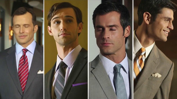 JoS. A. Bank TV Spot, '4 Suits for the Price of 1' - Thumbnail 2
