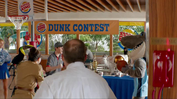 Burger King TV Spot, 'Dunk' - Thumbnail 1