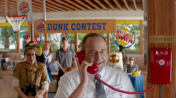 Burger King TV Spot, 'Dunk' - Thumbnail 4