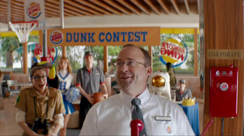 Burger King TV Spot, 'Dunk' - Thumbnail 5