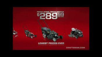 Sears Craftsman Days TV Spot, 'Start Making Now'