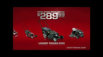 Sears Craftsman Days TV Spot, 'Start Making Now' - Thumbnail 7