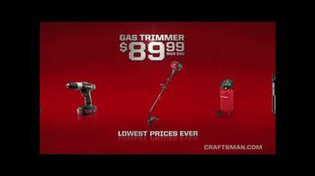 Sears Craftsman Days TV Spot, 'Start Making Now' - Thumbnail 8