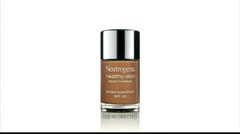 Neutrogena Healthy Skin Liquid Makeup TV Spot Featuring Jennifer Garner - Thumbnail 5