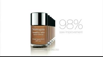 Neutrogena Healthy Skin Liquid Makeup TV Spot Featuring Jennifer Garner - Thumbnail 6
