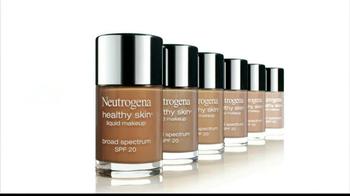 Neutrogena Healthy Skin Liquid Makeup TV Spot Featuring Jennifer Garner - Thumbnail 8