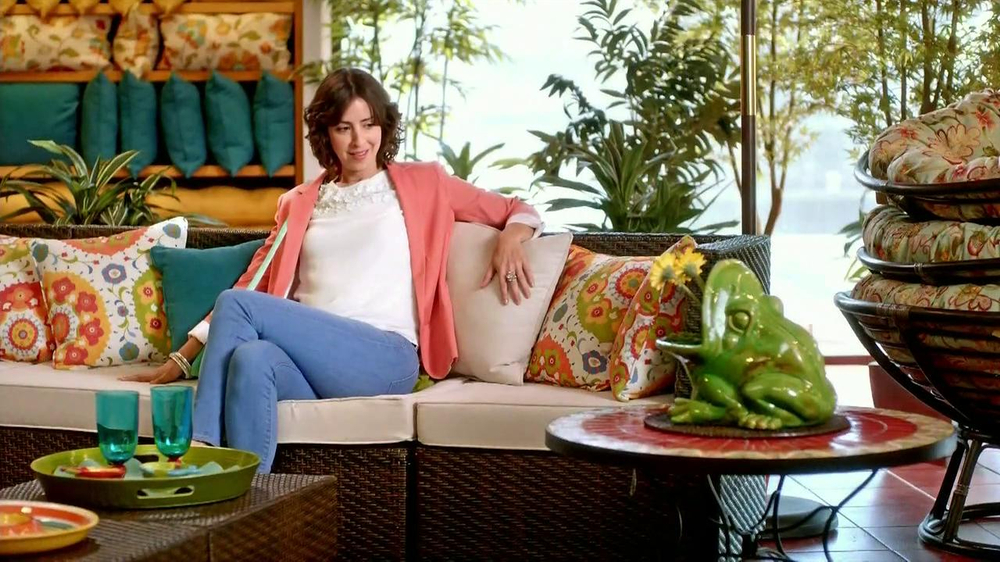 Pier 1 Imports Tv Commercial Talking Frog Ispot Tv