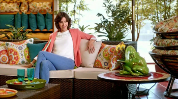 Pier 1 Imports TV Spot, 'Talking Frog' - 1081 commercial airings