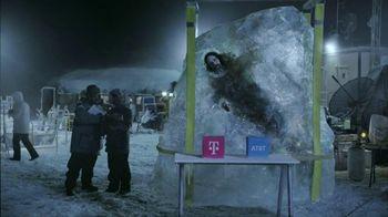 T-Mobile TV Spot, 'Frozen in Ice'