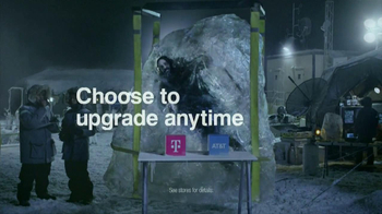 T-Mobile TV Spot, 'Frozen in Ice' - Thumbnail 7