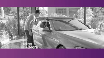 Allegra TV Spot, \'Convertible\'