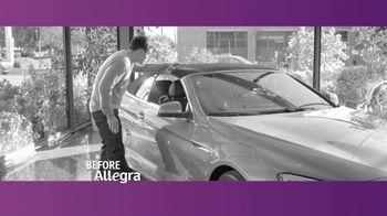 Allegra TV Spot, 'Convertible'