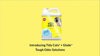 Tidy Cats + Glade TV Spot, 'Clothing Pins' - Thumbnail 8