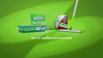 Swiffer TV Spot 'Garage Love' Song by the Isley Brothers - Thumbnail 10