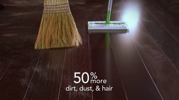 Swiffer TV Spot 'Garage Love' Song by the Isley Brothers - Thumbnail 9