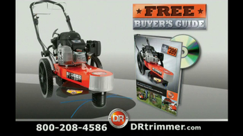 DR Power Equipment TV Spot For Trimmer/Mower