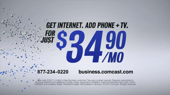 Comcast Business Class TV Spot, 'Big Bill' - Thumbnail 9