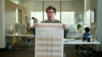 Comcast Business Class TV Spot, 'Big Bill' - Thumbnail 3