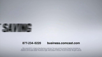 Comcast Business Class TV Spot, 'Big Bill' - Thumbnail 8
