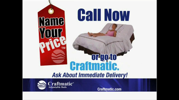 Craftmatic Memorial Day Warehouse Clearance Event TV Spot - Thumbnail 9