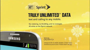 Sprint Truly Unlimited Data TV Spot, 'Spring' - Thumbnail 3