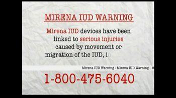 AkinMears TV Spot, 'Mirena IUD Warning'