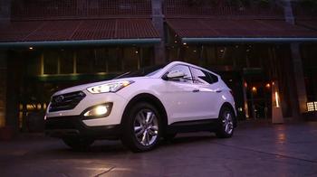 Hyundai Santa Fe TV Spot, 'The Wolf Family' - Thumbnail 1