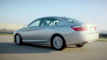 Honda Accord TV Spot, 'Approved' Featuring Dario Franchitti - Thumbnail 6