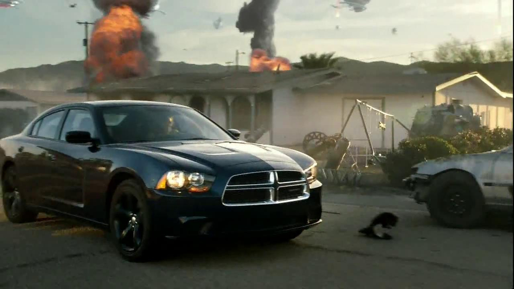 Volkswagen Commercial Actors >> Dodge Charger | Defiance TV Commercial, Song by Anthony Hamilton & Elayna Boynton - iSpot.tv
