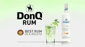 Don Q Rum TV Spot, 'The Ultimate Mojito' - Thumbnail 10