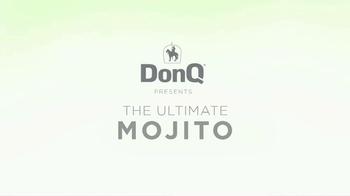 Don Q Rum TV Spot, 'The Ultimate Mojito' - Thumbnail 3