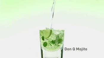 Don Q Rum TV Spot, 'The Ultimate Mojito' - Thumbnail 5