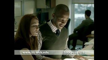 ITT Tech Opportunity Scholarship TV Spot, 'Goals'