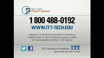 ITT Tech Opportunity Scholarship TV Spot, 'Goals' - Thumbnail 9