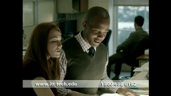 ITT Tech Opportunity Scholarship TV Spot, 'Goals' - Thumbnail 1