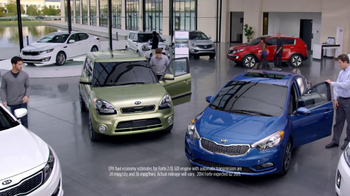 Kia Forte LX TV Spot, 'Smart Move'