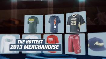 NCAA Shop TV Spot, '2013 Merchandise'