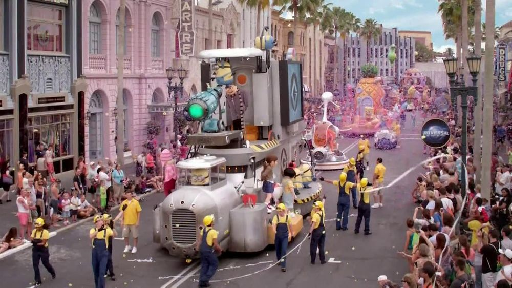 Universal Orlando Resort Superstar Parade TV Commercial, 'It's a Party'
