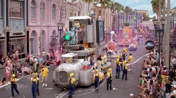 Universal Orlando Resort Superstar Parade TV Spot, 'It's a Party'