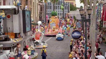 Universal Orlando Resort Superstar Parade TV Spot, 'It's a Party' - Thumbnail 9