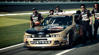 NASCAR TV Spot, 'Nationwide' - 86 commercial airings