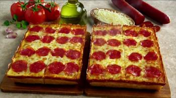 Little Caesars Deep, Deep Dish Pizza TV Spot, 'Hot-n-Ready' - Thumbnail 1