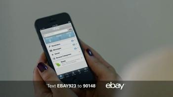 eBay Mobile TV Spot, 'Fashion' - Thumbnail 5