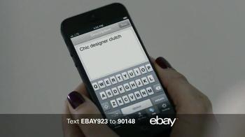 eBay Mobile TV Spot, 'Fashion' - Thumbnail 6