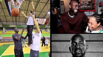 NBA Cares TV Spot, 'Impact' Featuring Kevin Garnett and Paul Pierce - Thumbnail 4