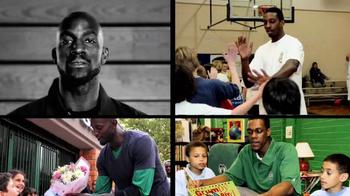 NBA Cares TV Spot, 'Impact' Featuring Kevin Garnett and Paul Pierce - Thumbnail 6