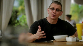 Transitions Adaptive Optical TV Spot Featuring Robert Irvine