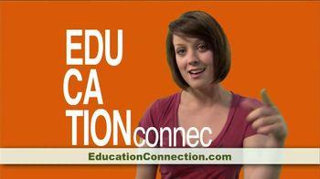 Education Connection TV Spot, 'Waitress'