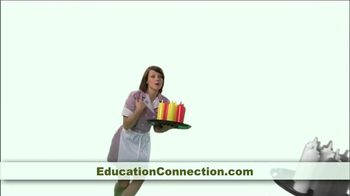 Education Connection TV Spot, 'Waitress' - Thumbnail 2