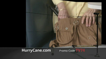 The HurryCane TV Spot, 'Historic Price'